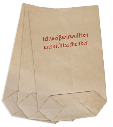 Perfect bags