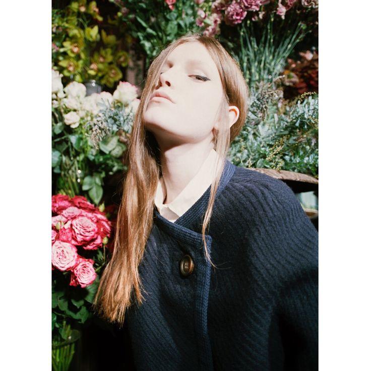 - Tessa Bruinsma by Bruna Kazinoti for Printemps Department store Paris 01/2016