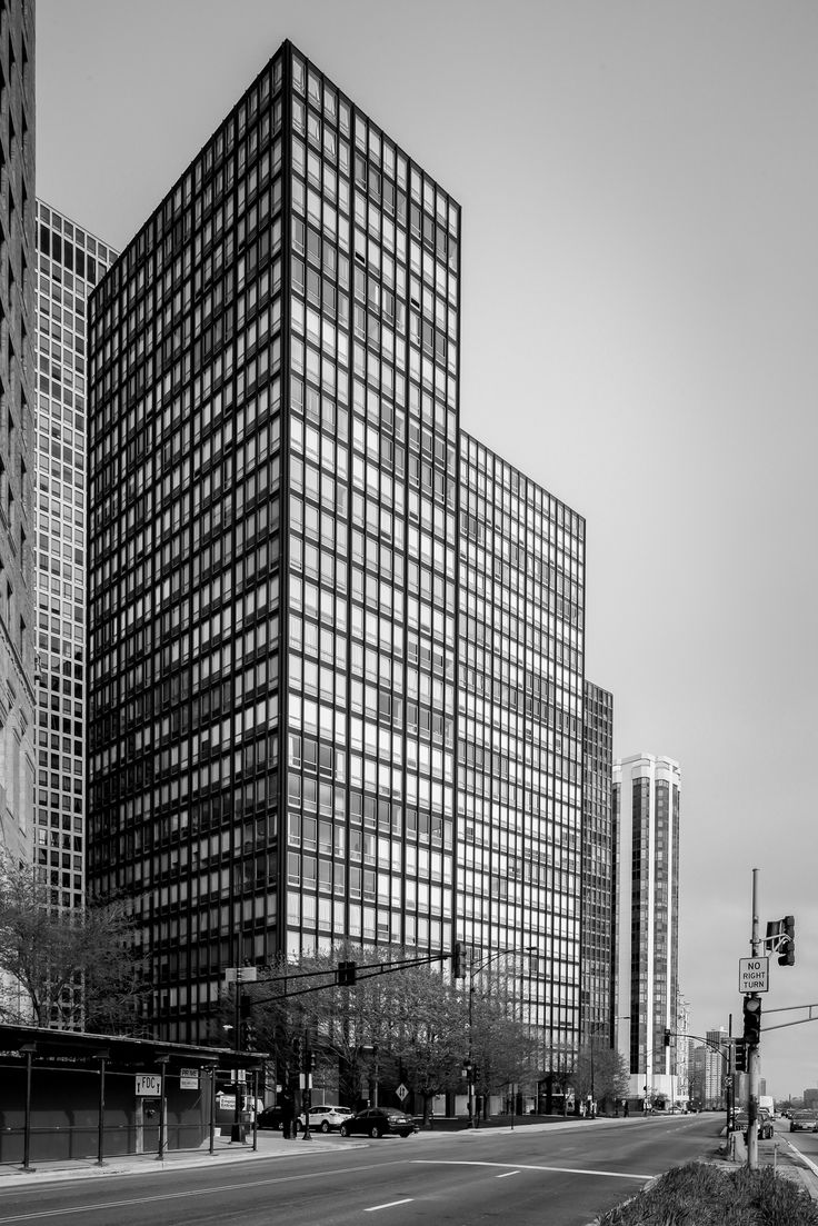 work of ludwig mies van der rohe By mark rhoads less is more -- ludwig mies van der rohe ludwig mies van der rohe was one of the most influential architects of the twentieth century mies was born in germany on march 27.