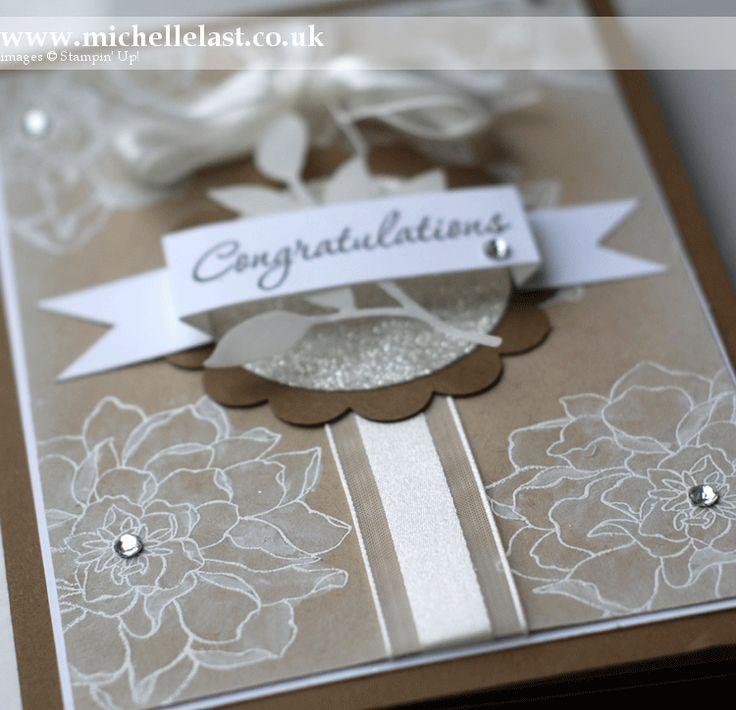 Stampin' Up! UK's #1 Demonstrator Michelle Last - Order Online & visit my blog for ideas and inspiration. - Part 5