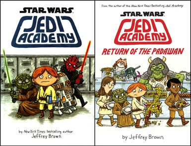 Star Wars: Jedi Academy Series - Entertaining New Middle Grade Books