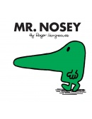 Mr. Nosey