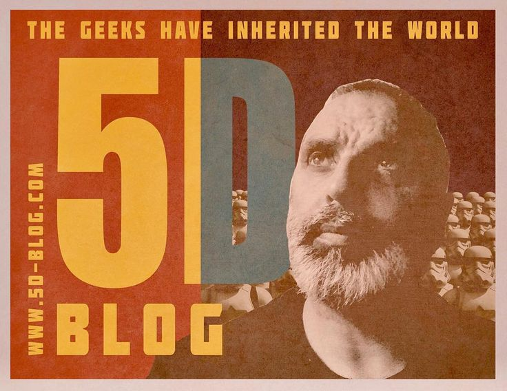 It's been a heckuva year for 5D; 33,000 website visits plus a new Youtube Channel featuring video conversations with luminaries from the world of sci-fi, fantasy & horror....oh & don't forget the new 5D Podcast!