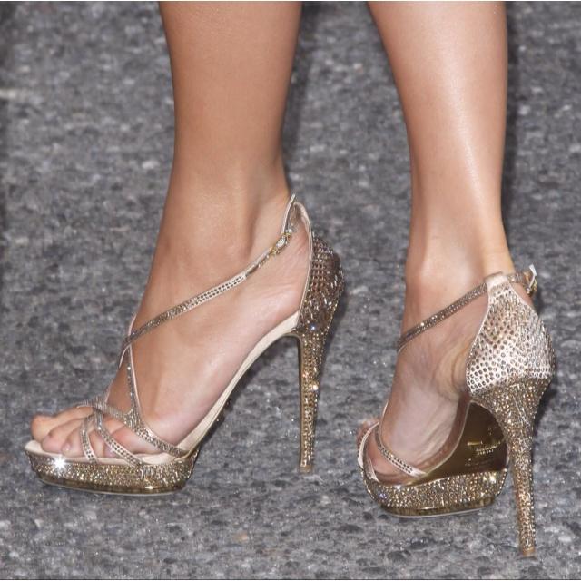 Fancy Feet 100