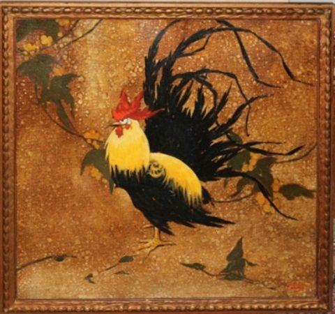 Rooster by Stark Davis