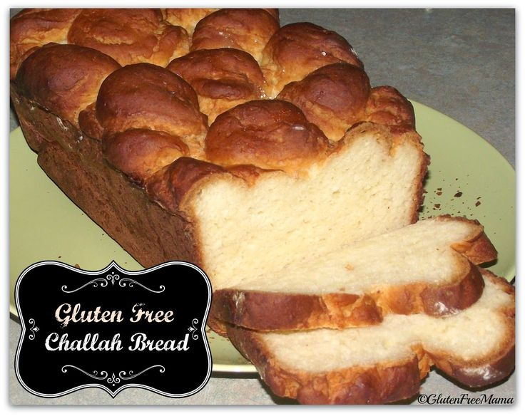 Gluten Free Challah BreadThis fall, I was walking through Seattle's Famous Pike