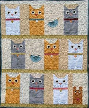 Quilt Inspiration: Cat's Cradle