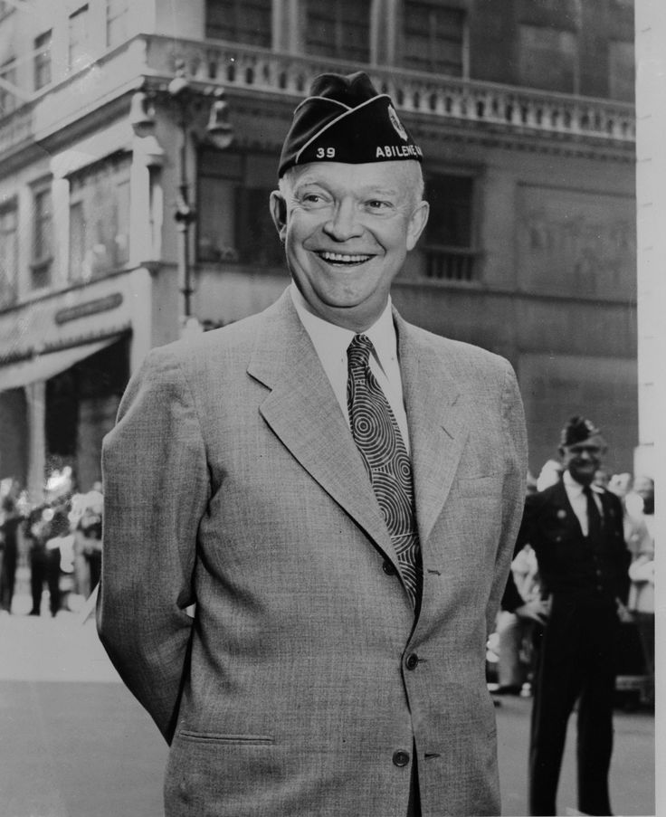 a biography of dwight d eisenhower an american president President dwight d eisenhower, september 24, 1957 user-created clip april 9,  2018  series american history tv more information about.