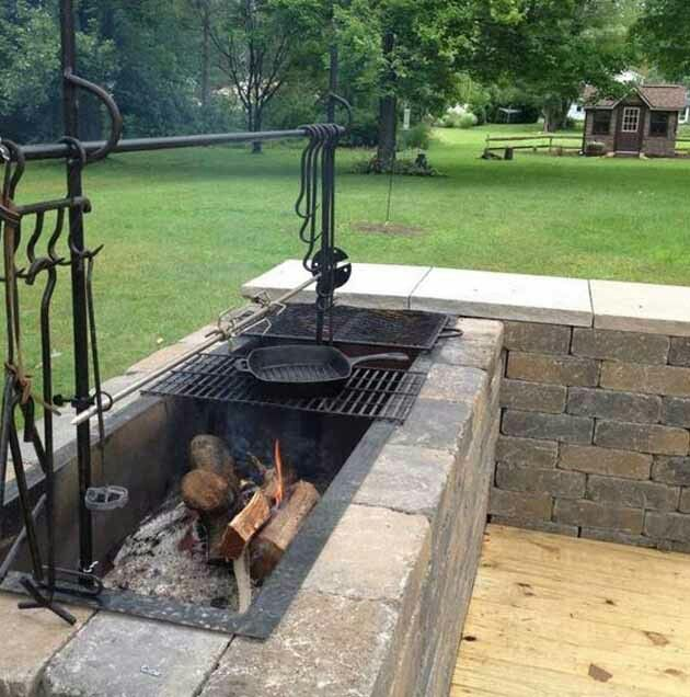 Great Bbq Pit Set Up For The Backyard Perfect Under The: 53 Best Diy Brick Bbq Grill Ideas Images On Pinterest
