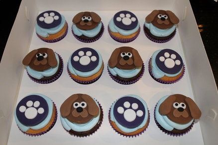 RSPCA Cupcake Day 2012  Cake by Anniescakes
