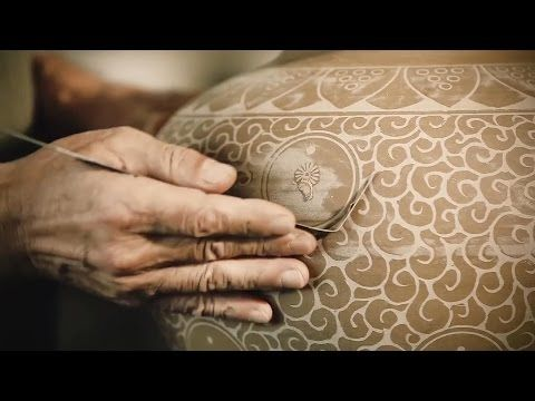 Master Craftsman - Korean Pottery - YouTube....so inspiring