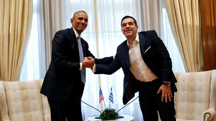 Η επίσκεψη του Ομπάμα στην Αθήνα, και στο μεταβατικό στάδιο μεταξύ προεδρίας Ομπάμα και Τραμπ, έμελλε να χαρίσει αναρίθμητα ευτράπελα και να ξεβρακώσει πλήρως τη χώρα μας σε επίπεδο σοβαρότητας.