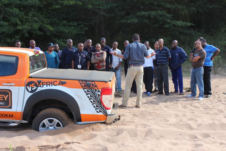 Great participation at the Ford 4X4 event, sponsored by Ford and run with Ritchie Auto. Get your offroad vehicle and join us! http://www.ritchieauto.co.za/