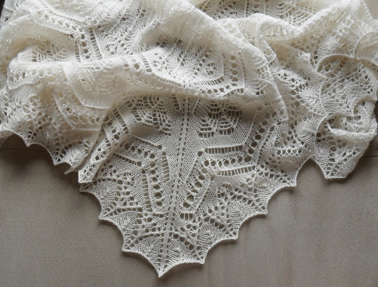 Free Shetland Lace Shawl Knitting Patterns Shetland Lace Shawl For
