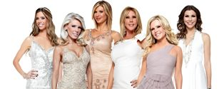 The Real Housewives of Orange County Season 4 120 in the Shade, portions filmed at Bass Lake with Gretchen's family.