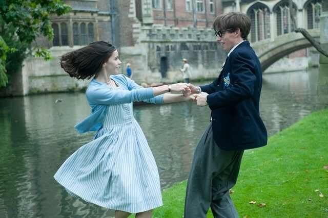 The Theory of Everything Film review! 📝 – With love, Charlotte x