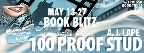 the bookmaidens: [book blitz] 100 PROOF STUD & GIVEAWAY