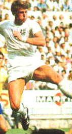 Geoff Hurst - Legends of the Football World Cup