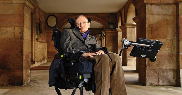 """VISIÓN FUTURA JUVENTUD TRANSFORMADORA SIN DISTINGO SOCIAL.: """"Dios no existe"""": Stephen Hawking"""