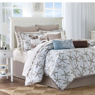 Coastal Bedding Beach Home Bedding Adults Bedroom With