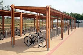 Annex is a thin profile,wall mounted bicycle shield that gives secured bicycle stopping without the requirement for a solid establishment where the space and plan are less   http://velodomeshelters.com
