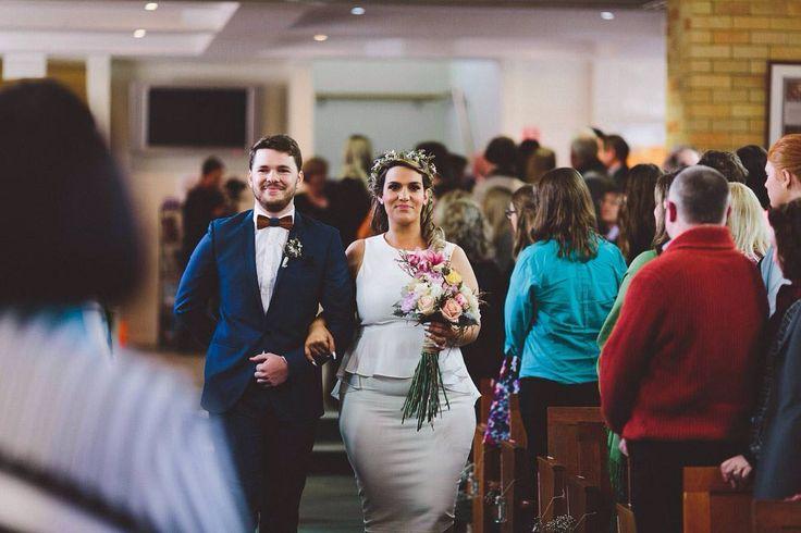 #sydney #wedding #2015 #pastel #flowers #bouquet #longstem #bluesuit #blue #suit #cathedral #veil #flowercrown #church #vintage  #decor #bridesmaid #white