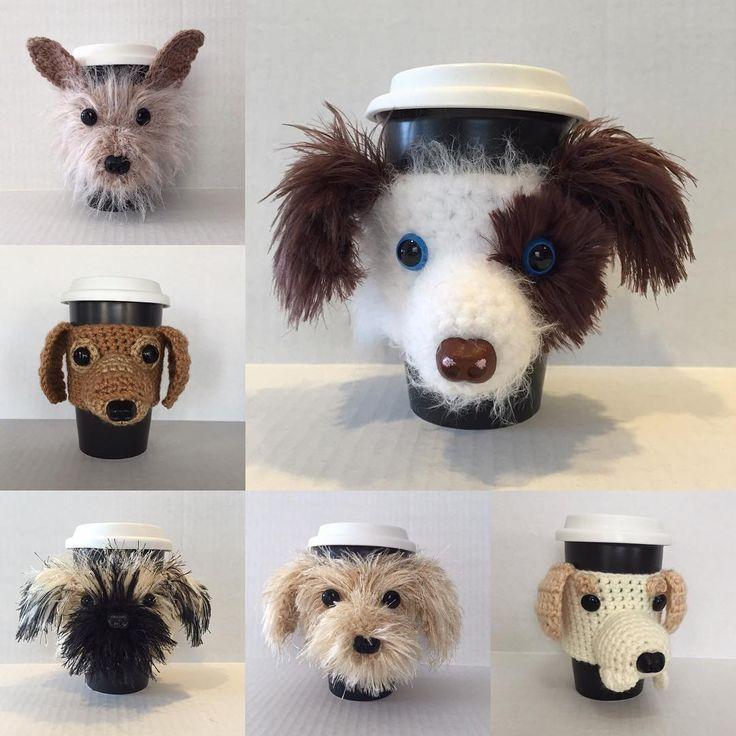 Dog Lover Gifts Crochet Patterns Kits By Hookedbyangel