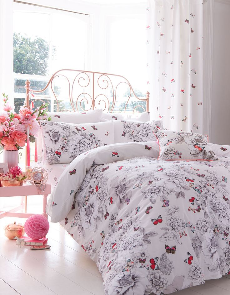 Print Room Floral King Duvet Cover House Stuff Bedroom