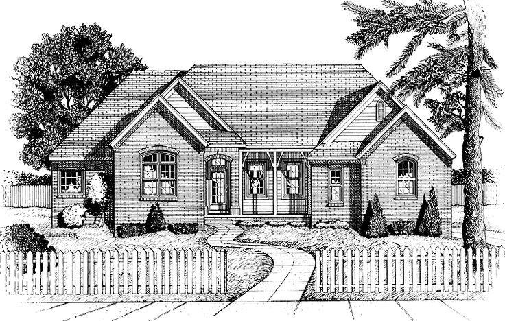 Eplans cottage house plan perfect plan for the family for Eplans cottage house plan