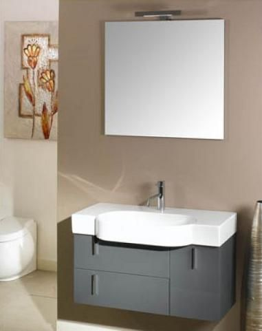 Narrow Bathroom Cabinet | ... Introduced A Guide To Narrow Bathroom Vanities  For A