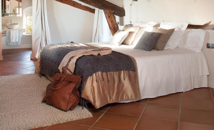 La Garriga de Castelladral (Barcelona, Spain) http://www.rusticae.es/hoteles-con-encanto-espana/barcelona-hotel-la-garriga-de-castelladral
