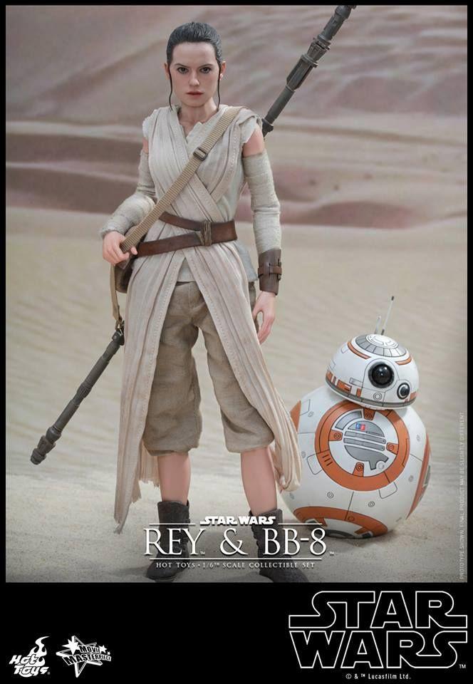 レイ&BB-8