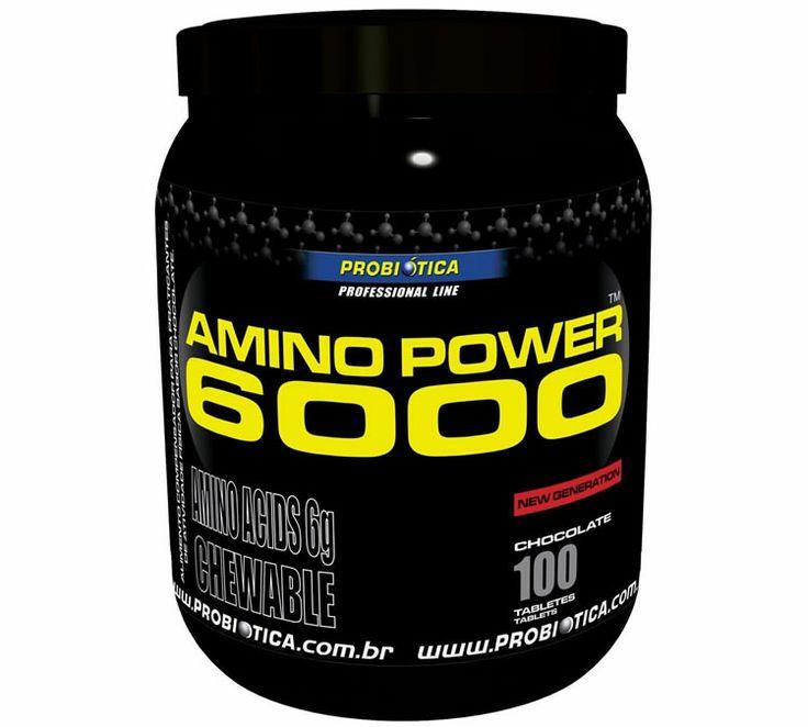 O Amino Power 6000 da Probiótica é perfeito para os praticantes de esportes de competição, musculação e fisiculturismo, que desejam complementar sua dieta com aminoácidos e carboidratos de pronta absorção, objetivando maximizar o rendimento muscular.