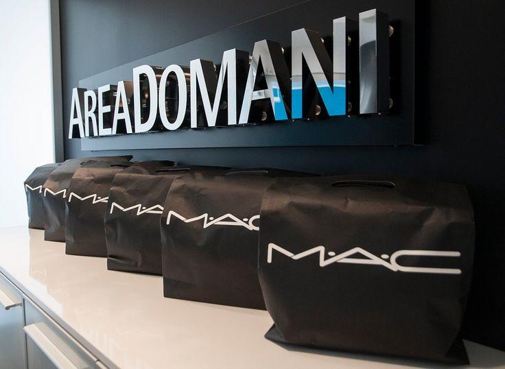 #AreaDomani e i migliori prodotti #MacCosmetics