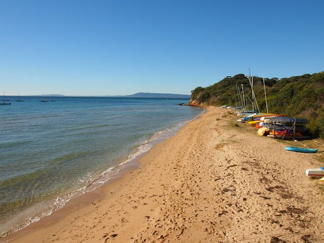 Melbourne WeekendNotes - Where is Mornington Peninsula's Best Beach? - Melbourne