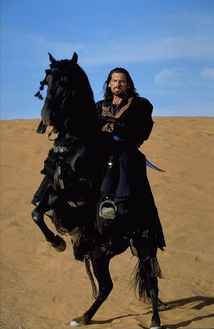 Oded Fehr in The Mummy-very good looking warrior guy from the movie! 'Find the girl. Kill the creature. Save the world.'