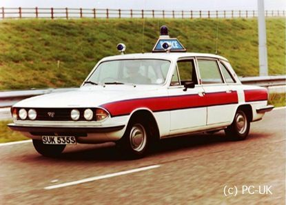 Image Result For Triumph 2000 Police Car Sheffield