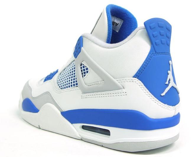 Nike Air Jordan 4 2016 Bleu Militaire Jaguars confortable en ligne parcourir à vendre nouveau style images footlocker sortie Livraison gratuite ebay GVTXqwGhY