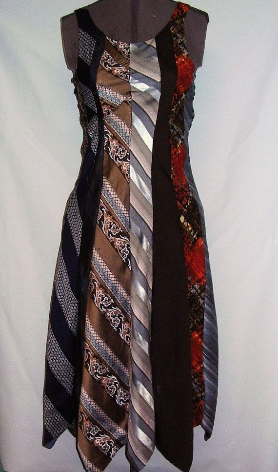 I still love ties and have started collecting them again. I only ever buy ones I love the pattern for, which is usually very retro, 70's and...