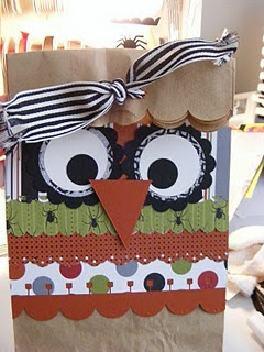 Fun Paper Bag Project