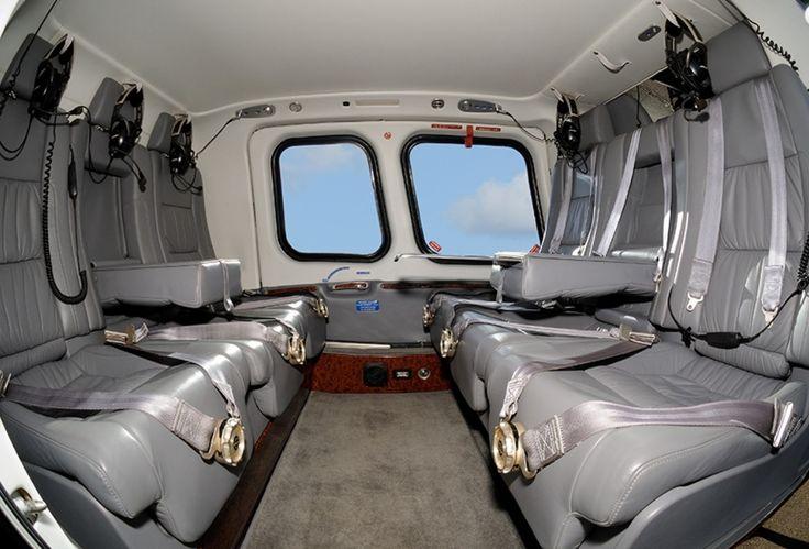 Agusta Grand - elicoptere de inchiriat in Romania -interior