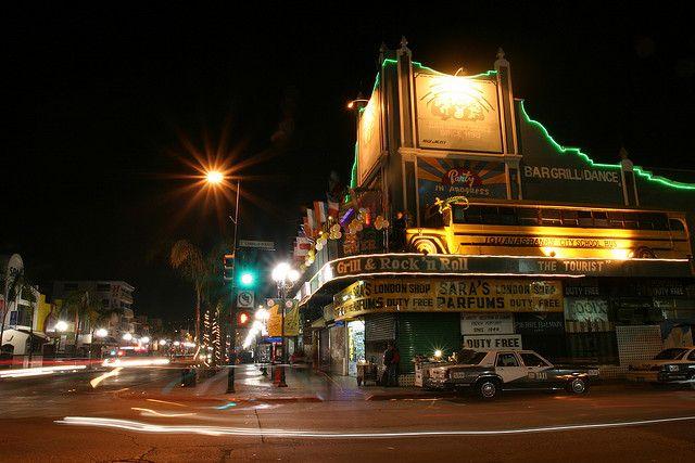 Avenida Revolución, Tijuana | Flickr: Intercambio de fotos