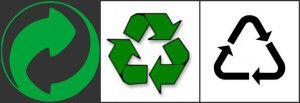 Guida ai simboli della raccolta differenziata #differenziata #riciclo #rifiuti