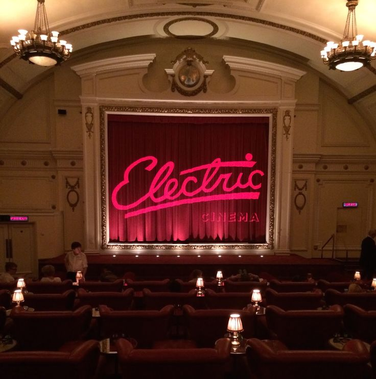 Electric Cinema and Electric Diner - An alternative cinema experience | Practical Ever After