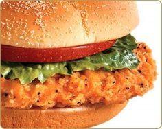 Wendys Spicy Chicken Sandwich Recipe