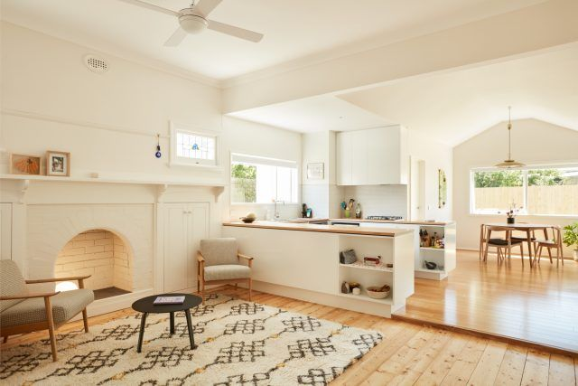 Home makeover: California bungalow an exercise in restraint - The Interiors Addict