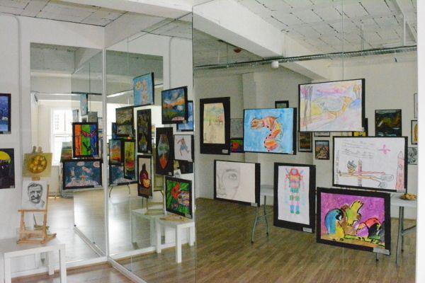 London School of Arts, Enfield Town, Fine Art Classes http://londonschoolofarts.com/classes/art-lessons