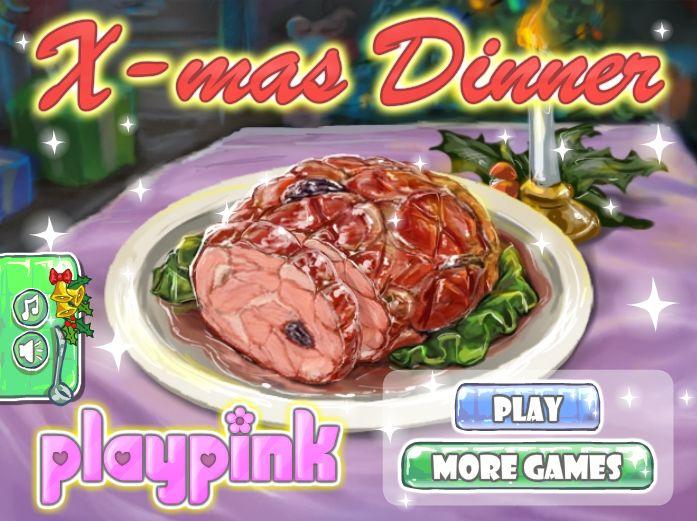 kerstdiner spel