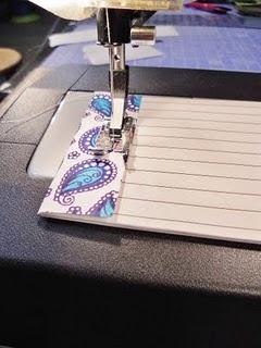 Comment faire un petit carnet tout sympa et simple !