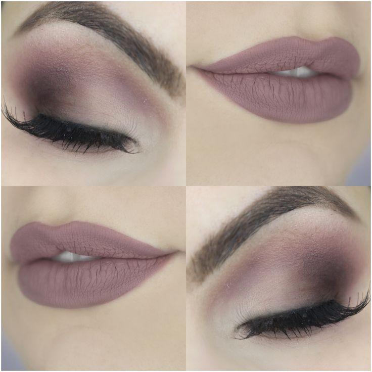 Olho Esfumado com minha paleta da Jequiti - Smokey Eye - http://www.pausaparafeminices.com/tutorial-make/olho-esfumado-com-minha-paleta-da-jequiti/